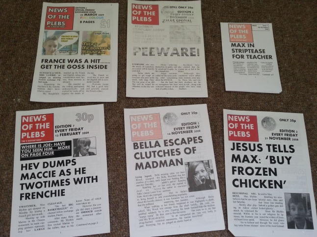 Those were just a few of the headlines