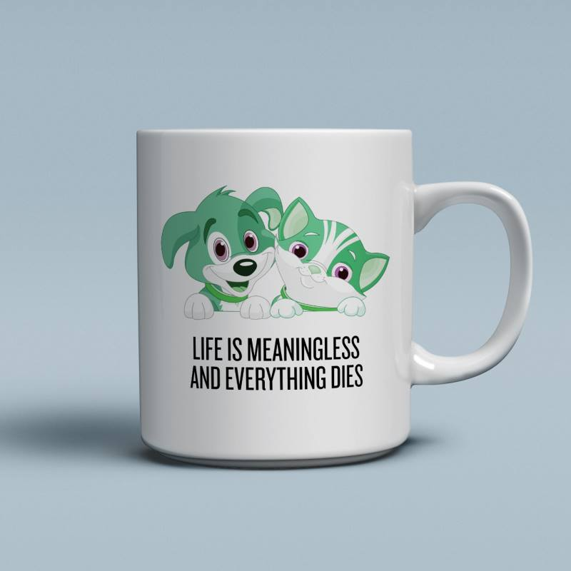 meaningless life What does it mean that everything is meaningless why does the book of ecclesiastes sound so depressing.